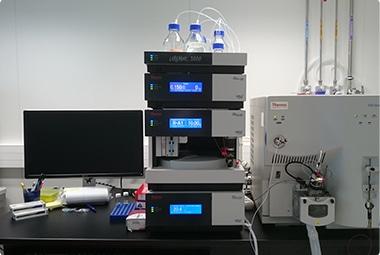 Triple Quadrupole couplé à système UHPLC