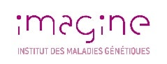 Logo Imagine - Institut des maladies génétiques