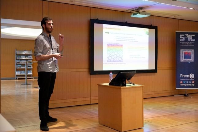 Yacine Bounab presentation