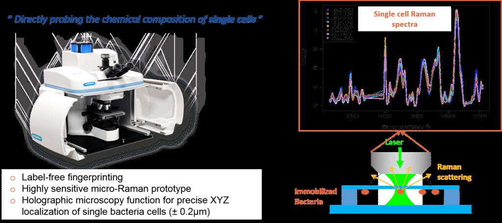 Technology: Raman Micro-spectroscopy