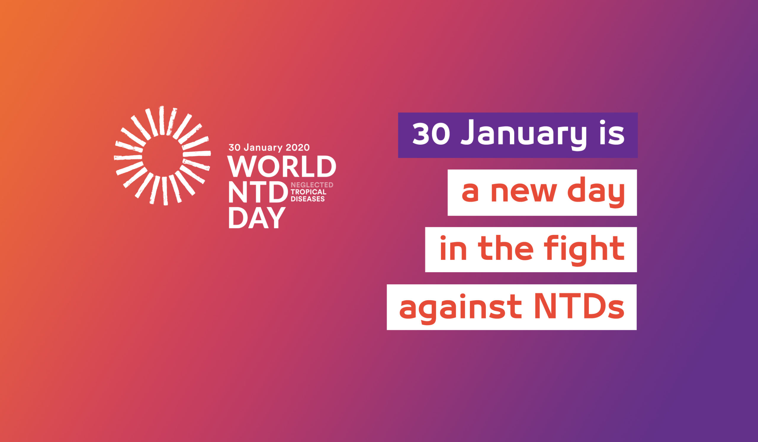 World NTD Day