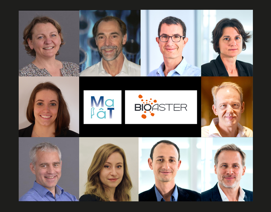 Bioaster & MaatPharma