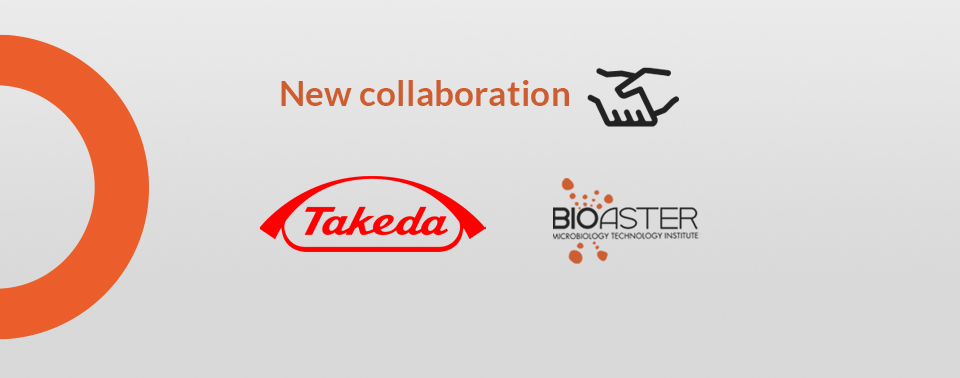 New Collaboration with Takeda