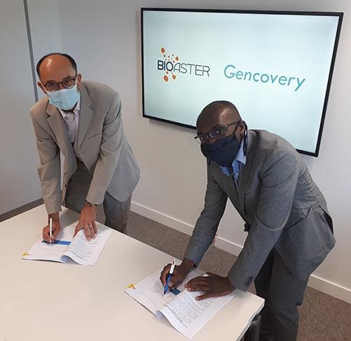 Genocovery, signature