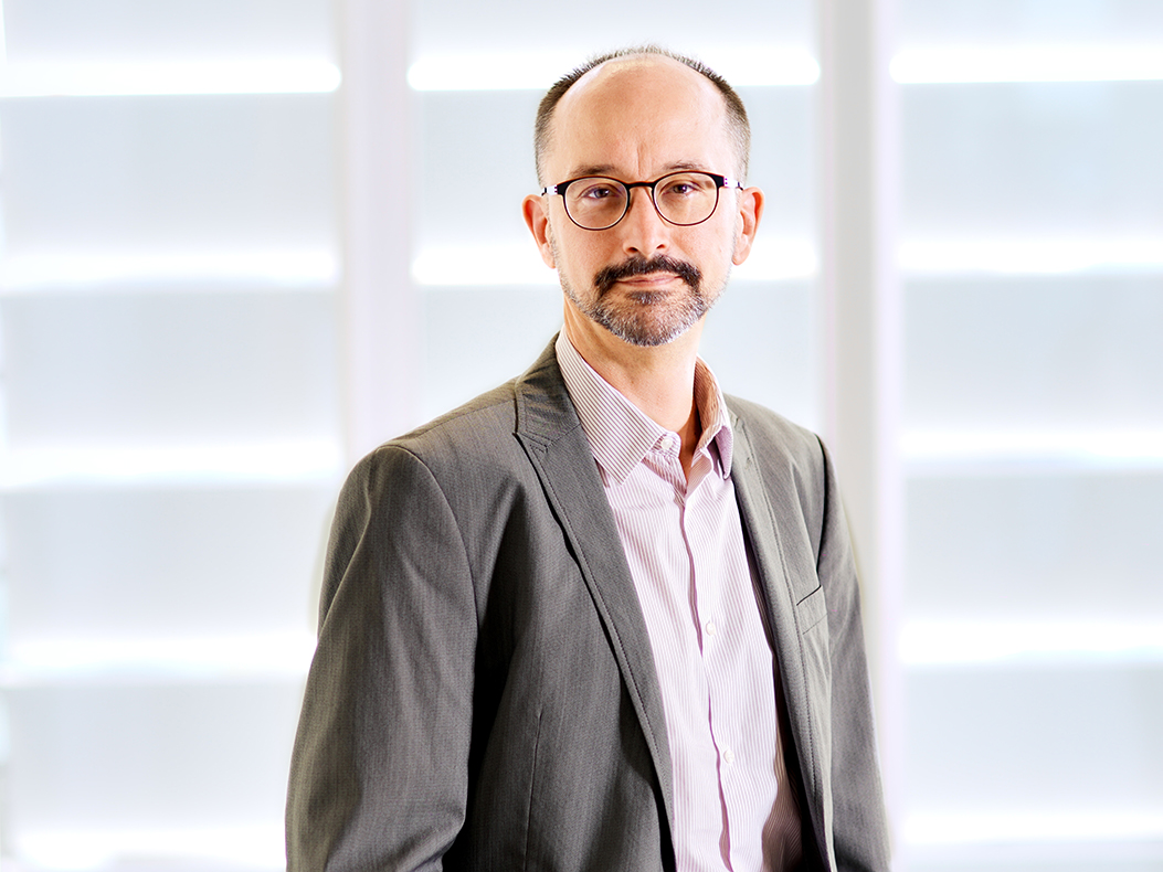 alexandre Moulin, Bioaster, Deputy CEO Administration and Public Affairs