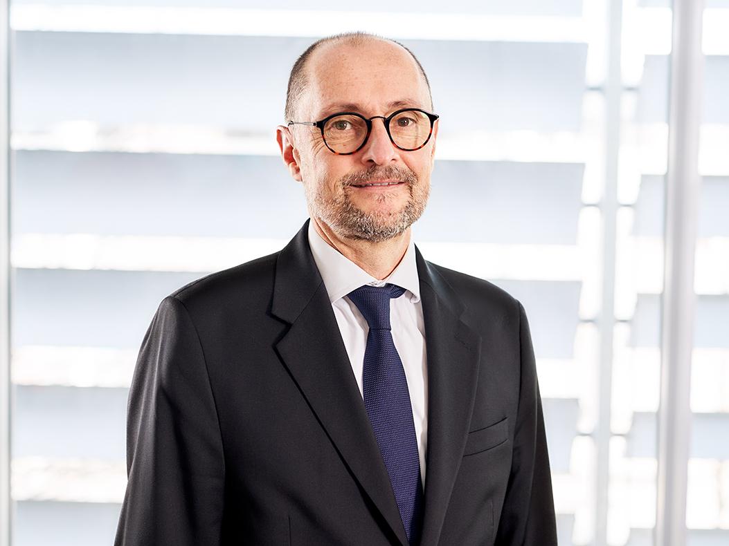 Xavier Morge, CEO, Bioaster