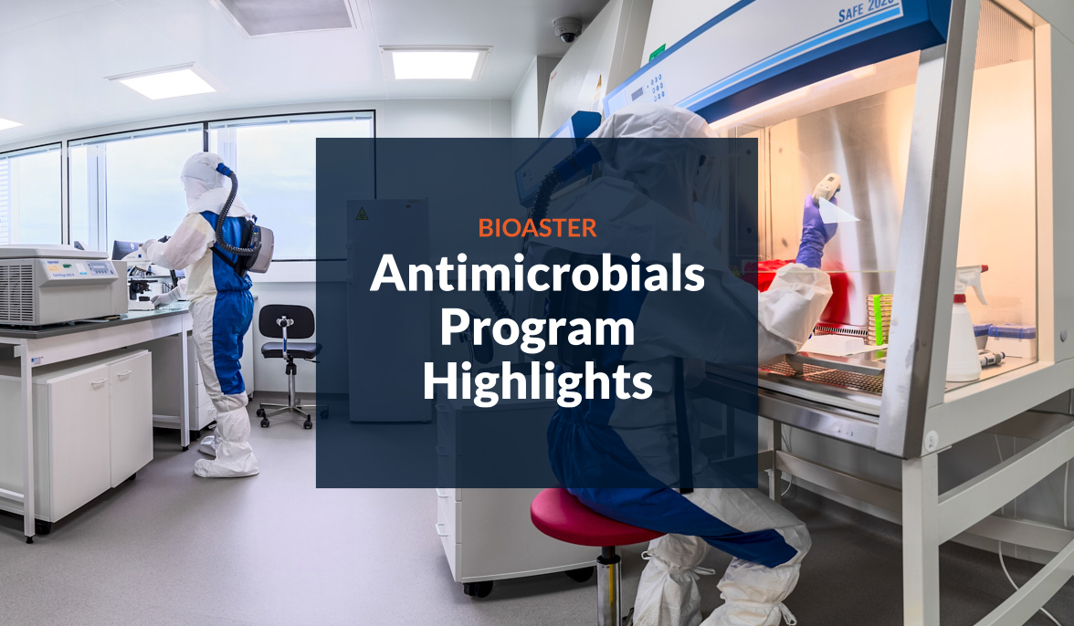 Antimicrobials Highlights 2021
