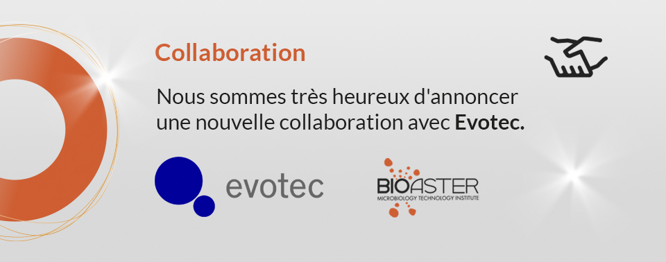 Bioaster, nouvelle collaboration, Evotec